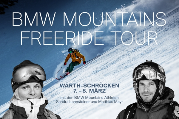 BMW Mountains Freeride Tour